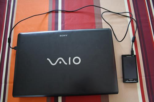 Connecter son ordinateur à Internet via son téléphone portable Android 3G (tethering)