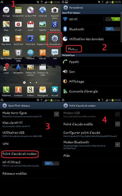 connecter un t u00e9l u00e9phone android  u00e0 un pc sans t u00e9l u00e9chargement