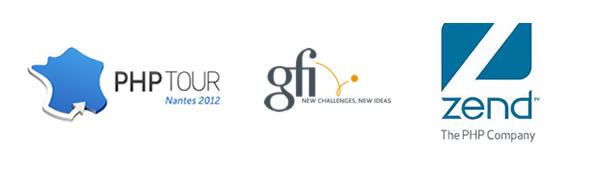 GFI et Zend partenaire platine du PHP Tour 2012