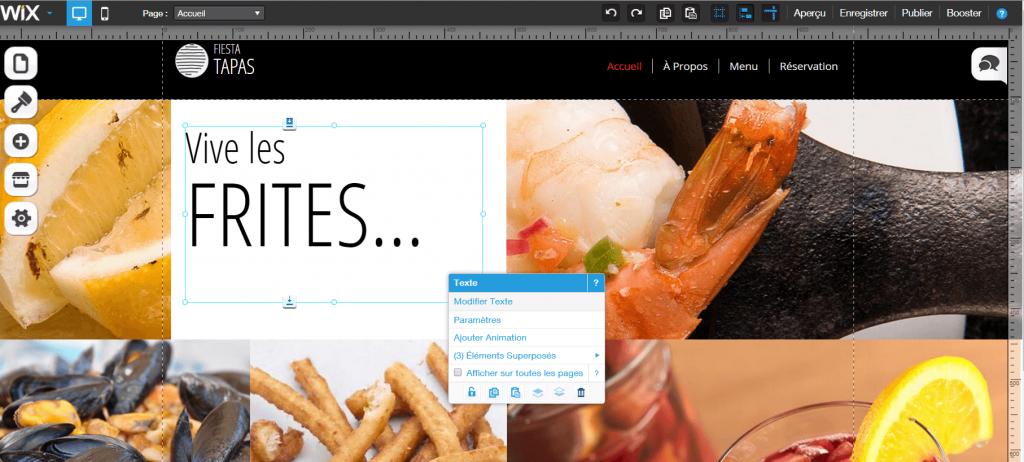wix-editeur-html5