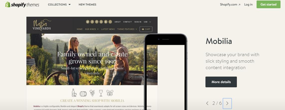 cr er un site de vente en ligne avec shopify. Black Bedroom Furniture Sets. Home Design Ideas